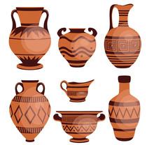 Ancient Greek Vases. Ancient D...