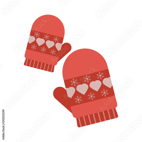 Fotografija  glove   mitten   winter