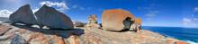 Remarkable Rocks Panoramic View, Flinders Chase National Park, Kangaroo Island
