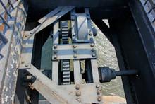 Yalu River Broken Bridge Gears, Historical Site