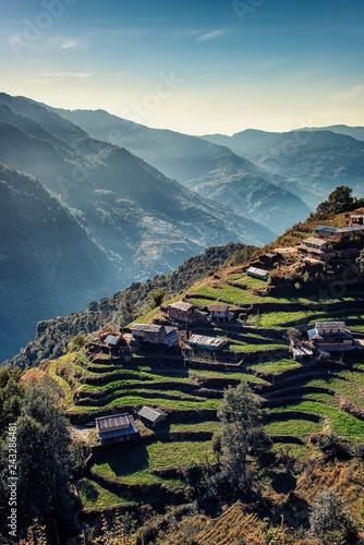 zakres-annapurna-w-nepalu-himalajskim