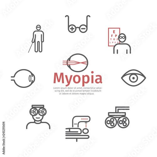 Fotografía  Myopia banner