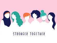 International Women S Day. Vec...