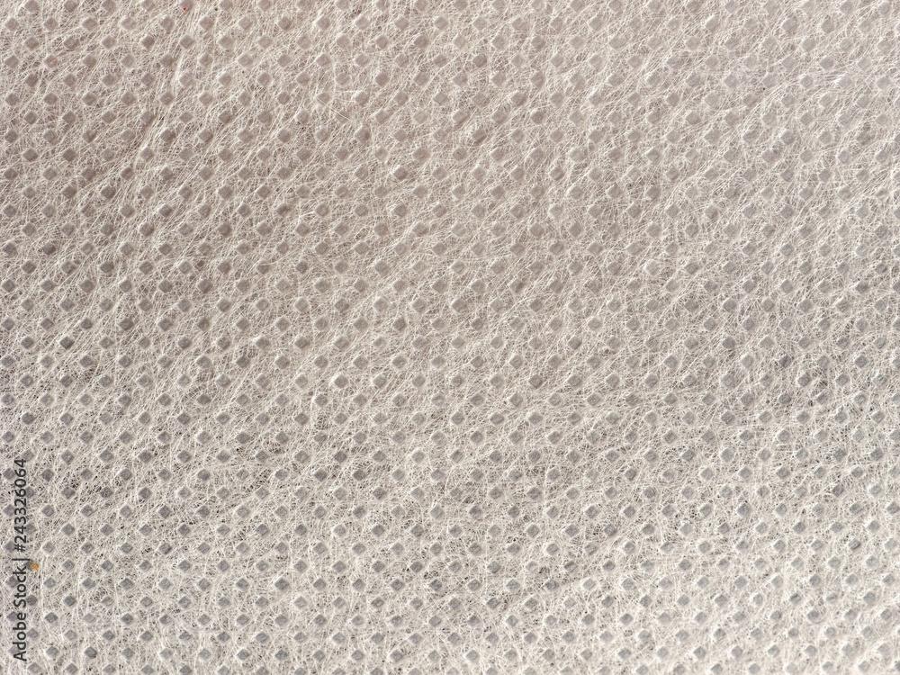 Fototapety, obrazy: white nonwoven polypropylene fabric texture background