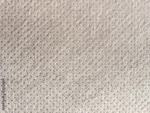 Fotografiet  white nonwoven polypropylene fabric texture background