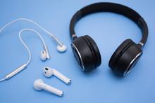 Wireless Headsets, Bluetooth