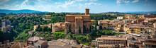 Vista Sobre Siena Con Domo Y C...
