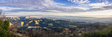 Panoramic View At Sunset From ...