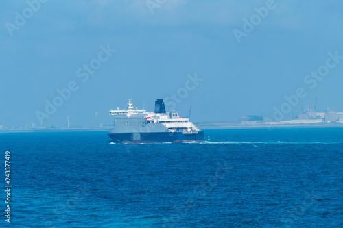 Fotografía  Fähre Ferry Nordsee North Sea