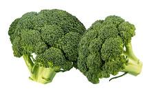 Broccoli Isolated On White Background