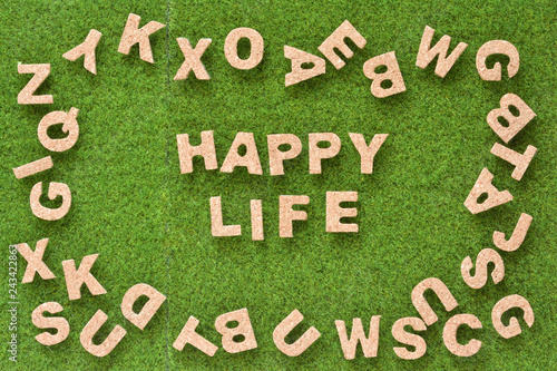 Fotografie, Tablou  HAPPY LIFE