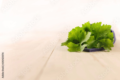 Group of celery