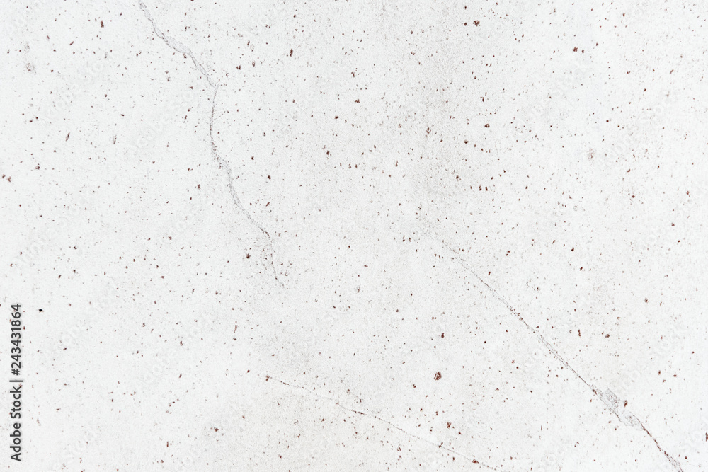 Fototapety, obrazy: Close up of a white marble textured wall