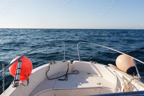 Foto  Proue de bateau