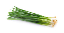 Fresh Onion Isolated On White ...