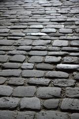 old Belgian street