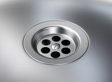 Stainless Steel Bathroom Or Ki...