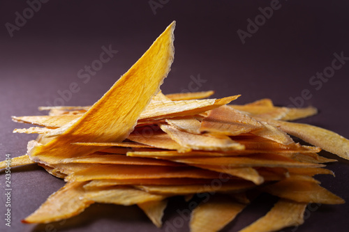 mango dried slices