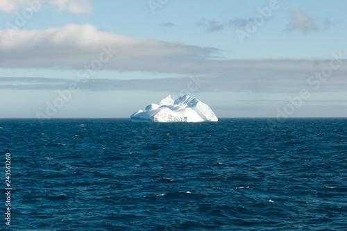 Fotografie, Obraz  Antarctic icebergs in the waters of the ocean