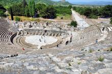 Ephesus Ancient City Amphithea...