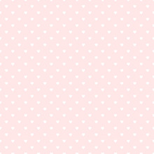Heart Polka Dot Pattern