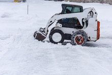 Skid Steer Snow