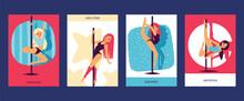Girls Dancing Cards Easily Per...