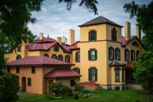 William H. Seward House In Aub...