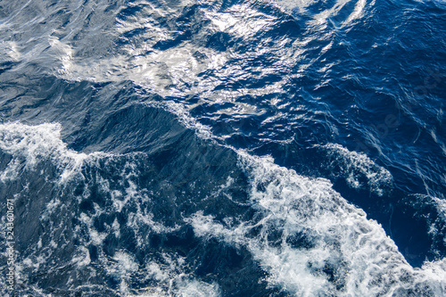 Fotografie, Obraz  wave of California Lake Tahoe