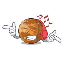Listening Music Plenet Mercury...