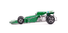 Green Metal Toy Car