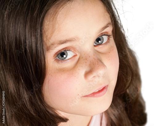 Fototapeta premium Urocza dziewczyna