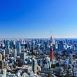 [Japan] Tokyo city view (No.0047c2)