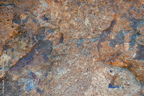 Fotografía  Old grunge abstract background texture stone wall