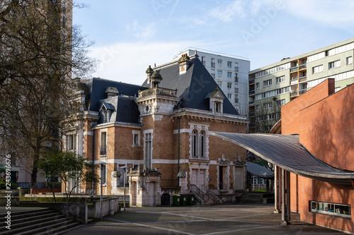 Ville de Noisy-le-Sec, France Fototapet