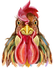 Rooster Horoscope Character Wa...
