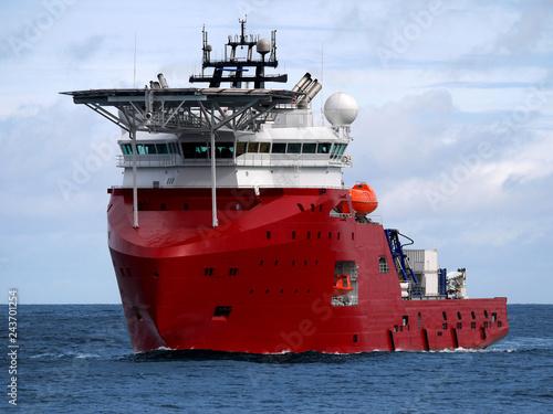 Fotografie, Obraz  Multi-Purpose offshore support vessel.