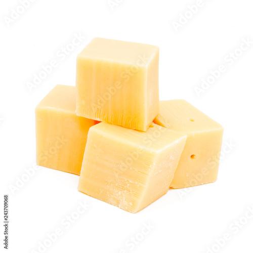 Cubes de fromage pour l'apéritif