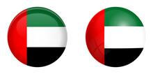 United Arab Emirates (UAE) Fla...