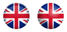 British Union Jack Flag Under ...