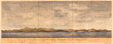 1748, Anson View Of Zihuatanej...