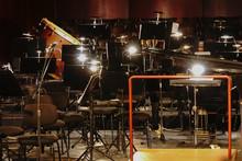 Empty Orchestra Sitting Order ...