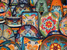 Mexican Pottery On Sale At Str...