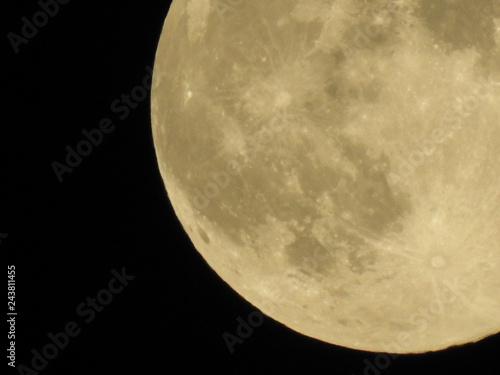 Fototapeta księżyc obraz