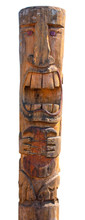 Kamchatka Aboriginal Totem Pol...