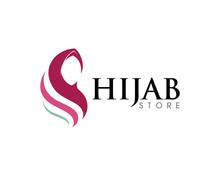 Muslimah Hijab Vector Illustration