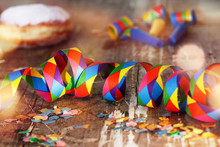 Carnival Decoration With Sweet...