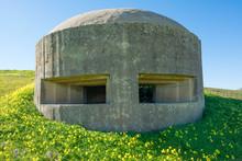 German Bunker In Sicily, Near ...