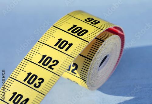Photographie  tape measure metric