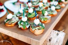 Delicious Catering Banquet Buf...